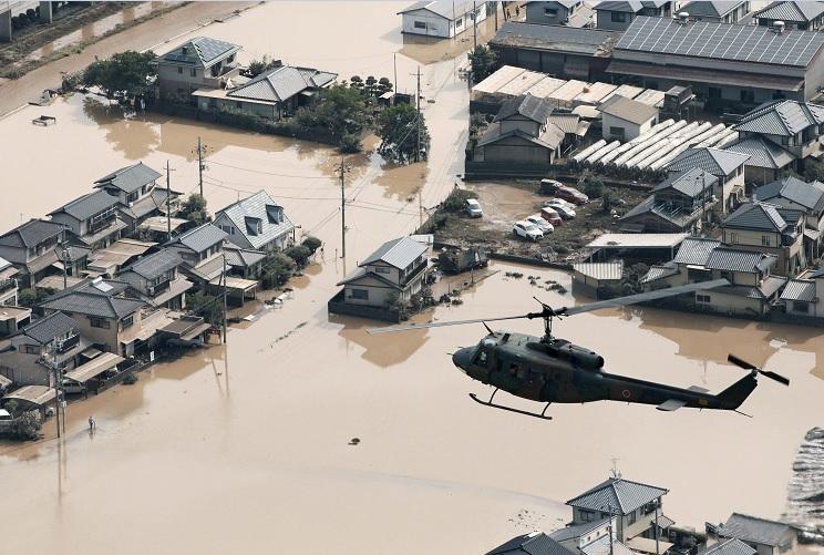 Suman 209 muertos por las inundaciones en Japón – Noticieros Televisa