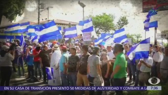 Suman 273 personas muertas por protestas en Nicaragua