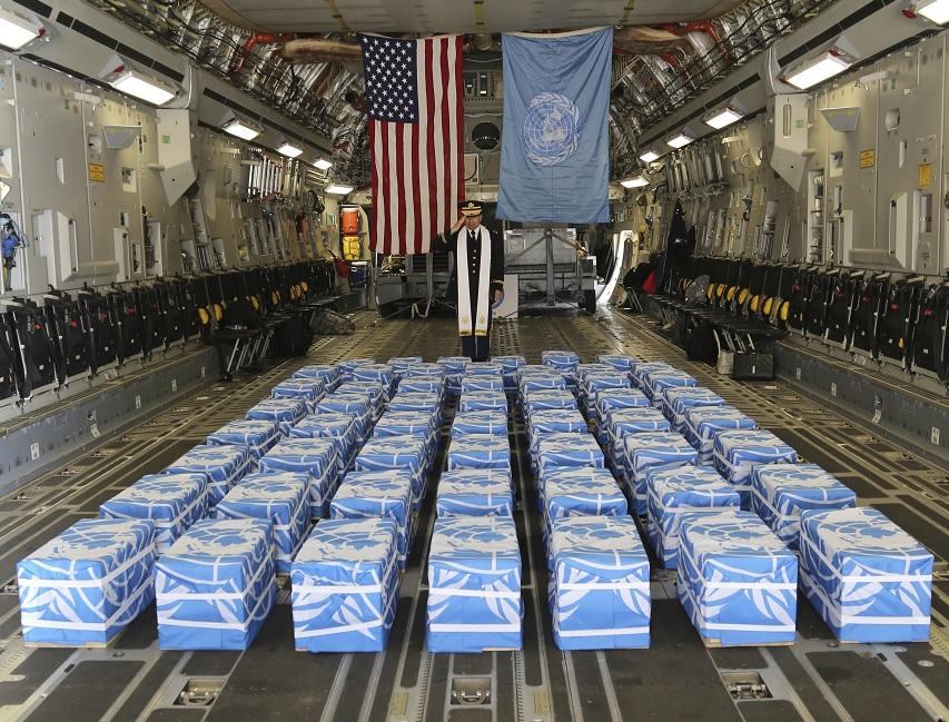 Suspenden simulacro de ataque nuclear en Hawái en honor a restos repatriados