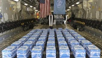 Suspenden simulacro ataque nuclear Hawai honor repatriados