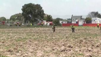 Suspenden Venta Pirotecnia Tultepec Explosión Edomex