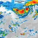 Se forma la Tormenta Tropical Chris, tercera de la temporada