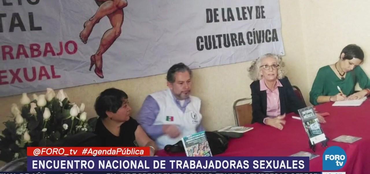 Trabajadores Sexuales Organizados Defienden Derechos Marta Lamas