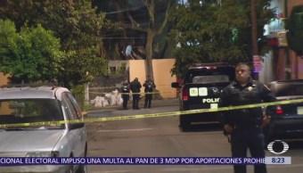 Tres personas mueren baleadas en diferentes puntos del Valle de México