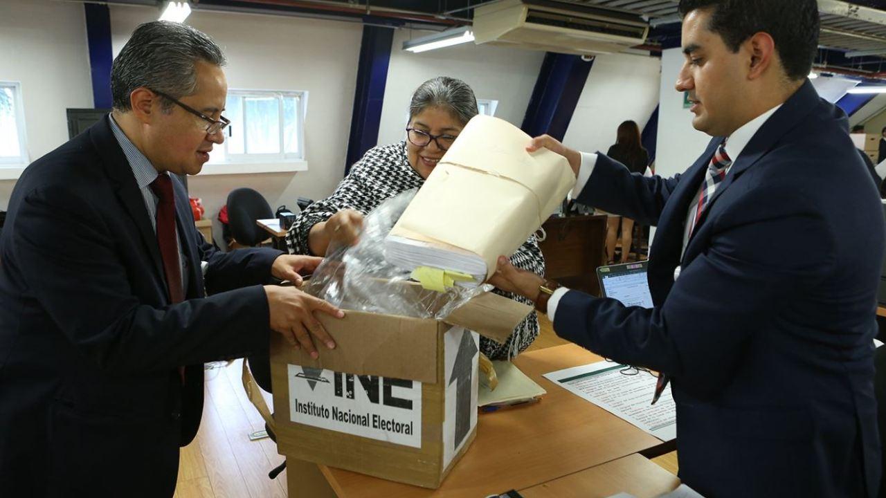 TEPJF inicia recepción de expedientes de cómputo de elección