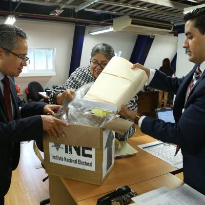 TEPJF inicia recepción de expedientes de cómputo de elección presidencial