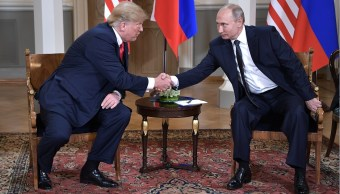 Comportamiento de Trump frente a Putin fue 'servil y sumiso'