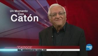 Un momento con Armando Fuentes 'Catón' del 11 de julio