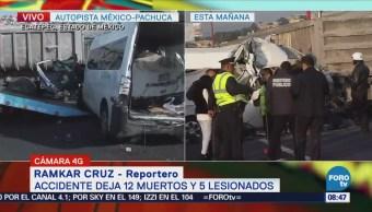 Una menor, entre las víctimas de choque en la autopista