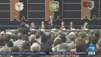 UNAM conmemora 50 años del inicio del movimiento de 1968