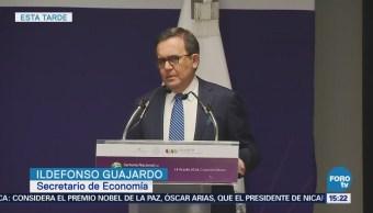 Negociaciones TLCAN Reiniciaran Próxima Semana Guajardo