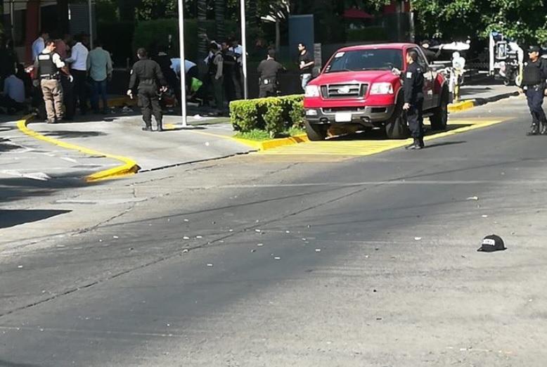 En rehabilitación, victimas del atentado a exfiscal de Jalisco