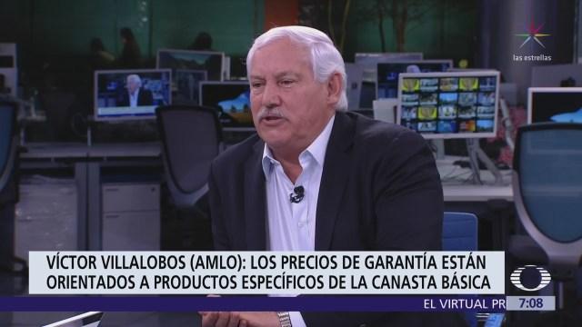 Víctor Villalobos, próximo secretario de Agricultura