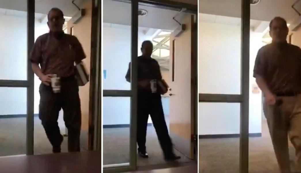 Video Alumno graba saludos de su profesor por 6 meses | Noticieros ...