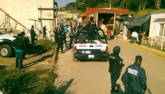 Antorchistas frustran desalojo de viviendas en Xalapa, Veracruz