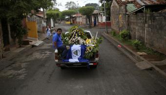 La CIDH confirma 264 muertos en Nicaragua