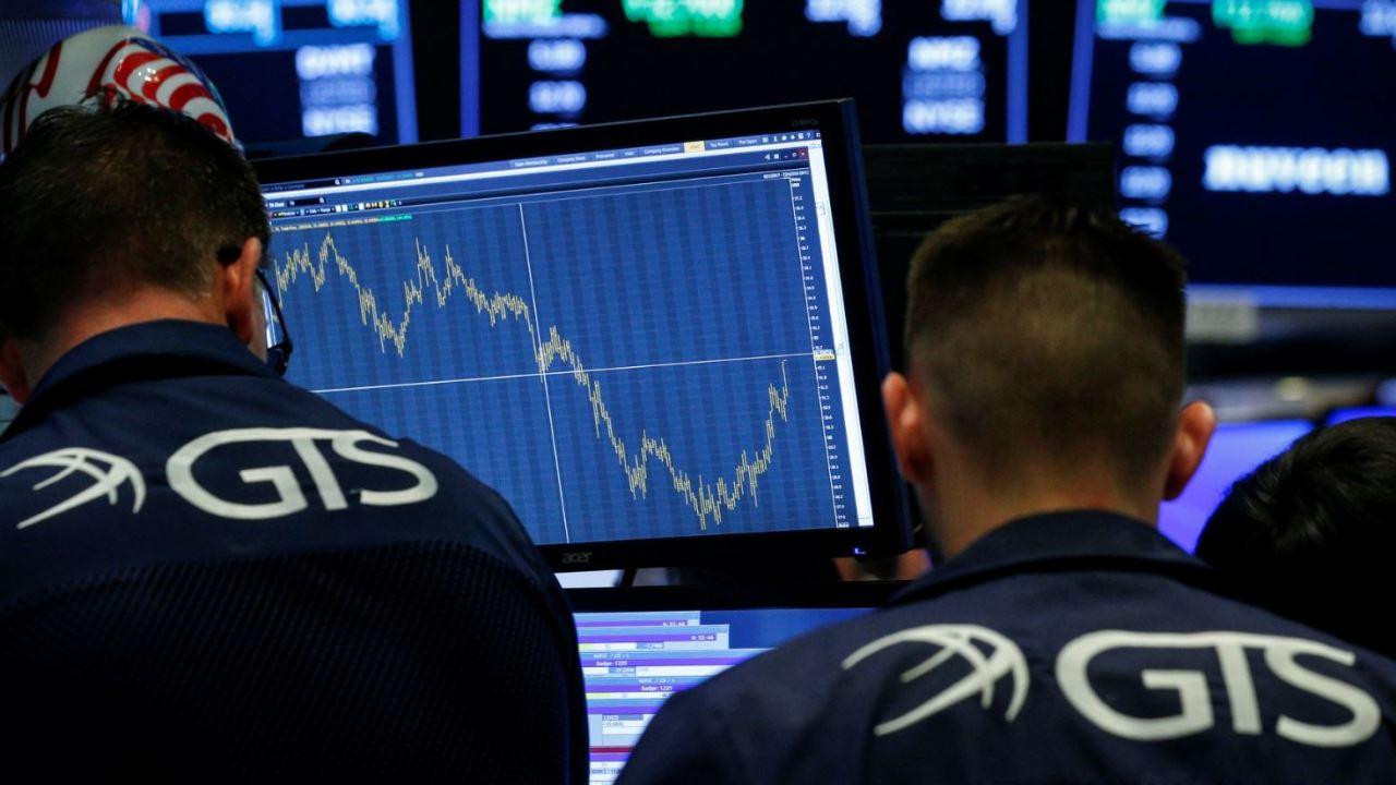 Wall Street al alza, Dow jones sube 0.76%