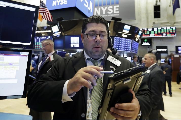 Wall Street cierra ganancias y nuevo récord Nasdaq