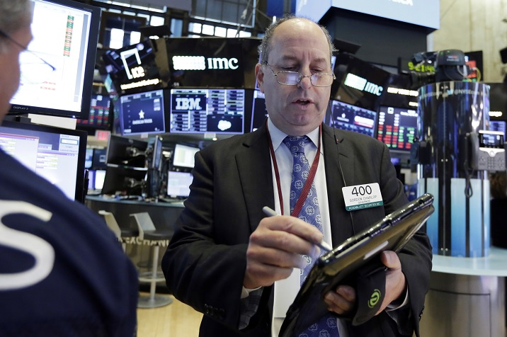 Wall Street cierra mixto y el Dow Jones cede un 0.32%