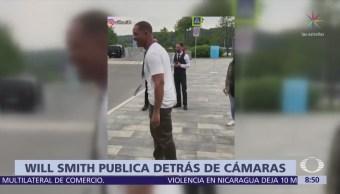 Will Smith publica ensayos previos a la clausura de Rusia 2018