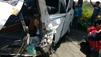 Muere hombre por lesiones tras accidente en Xochimilco