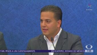 Zepeda dice que el PAN no aceptará críticas por la campaña