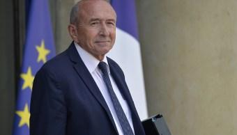 Ministro francés: agresor tiene perfil desequilibrado