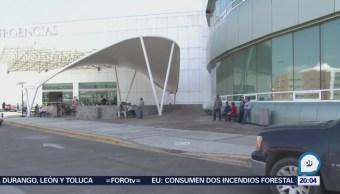 Personas Hospitalizadas Tras Accidente Aéreo Durango