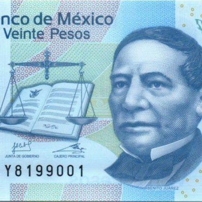 ¿Qué les va suceder a los billetes de 20 pesos?