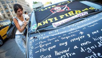 Taxistas españoles finalizan huelga tras negociaciones