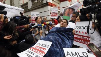 Hombre cuadripléjico pide justicia a AMLO por ataque