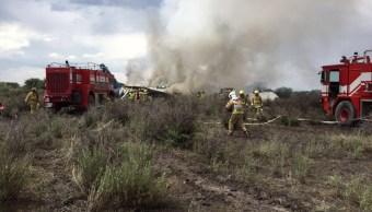 revelan llamadas pasajeros avion accidentado durango 911