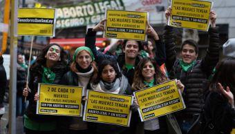 Senado de Argentina pierde con rechazo al aborto, dice AI