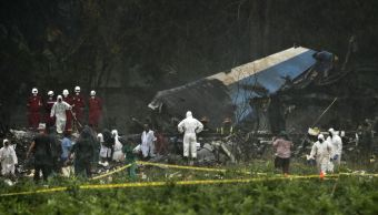 Desastre aéreo en Cuba continúa sin explicación oficial