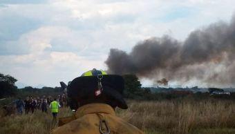 Pasajero del avión accidentado en Durango demanda a Aeroméxico en EU