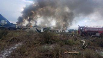Accidente de avión en Durango demostró que protocolos de seguridad