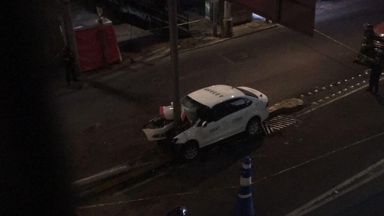 Accidente en Periférico Sur deja un muerto