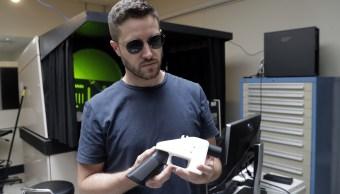 Activista promete combatir prohibición armas impresas 3D