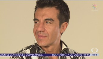 Adrián Uribe ingresa de nuevo al hospital en CDMX