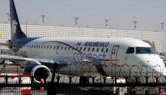 Aeroméxico apoya a pasajeros del vuelo 2431 tras accidente en Durango