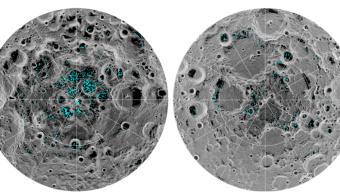 Confirman presencia agua en superficie la Luna