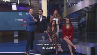 Al aire, con Paola Rojas: Programa del 1 de agosto del 2018