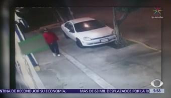 Alarma de automóvil frustra robo en avenida Vallejo, CDMX