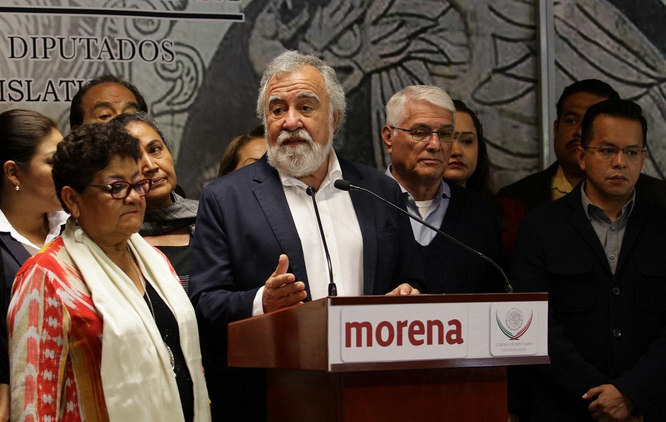 Alejandro Encinas: Habrá voluntad política para resolver caso Ayotzinapa