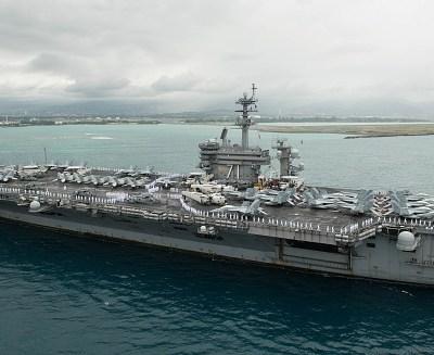 Estados Unidos ordena retirar su flota de Pearl Harbor ante llegada del huracán 'Lane'