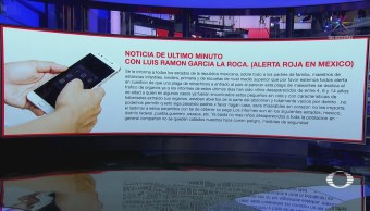 Alertan Falso Mensaje Advierte Presunto Robachicos