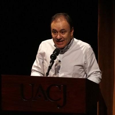 Delitos graves no tendrán amnistía, dice Alfonso Durazo en Ciudad Juárez