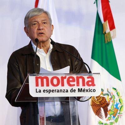 AMLO agradece a los militantes de Morena por su triunfo