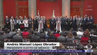 AMLO y Peña Nieto se reúnen y dan inicio a la transición