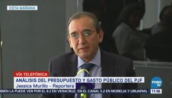 Analizan el presupuesto de Poder Judicial de la Federación